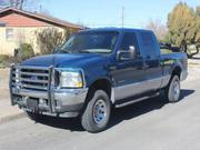 2002 Ford F250 Ford F-250 XLT Crew Cab Pickup 4-Door